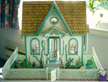 Builddream House on Build A Doll House Philanthropic Team Building